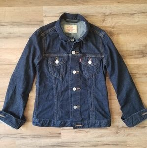 Women's size XS Levi's denim jacket